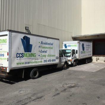 CCS Moving Trucks