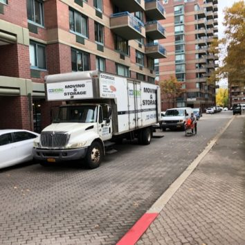 CCS Moving Truck New York