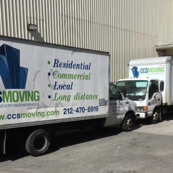 CCS Moving Truck Picture